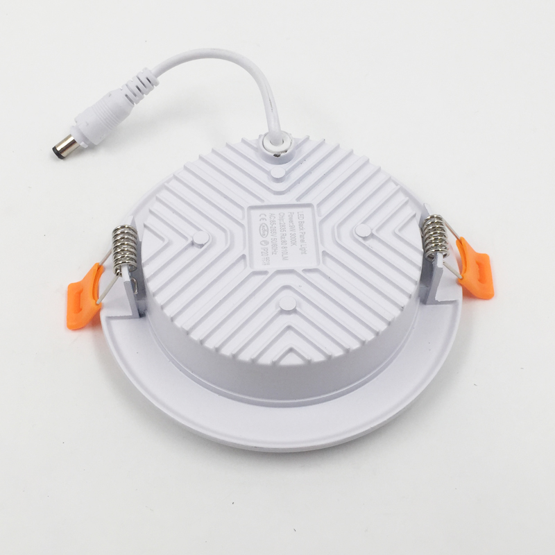 led recessed ceiling panel downlight