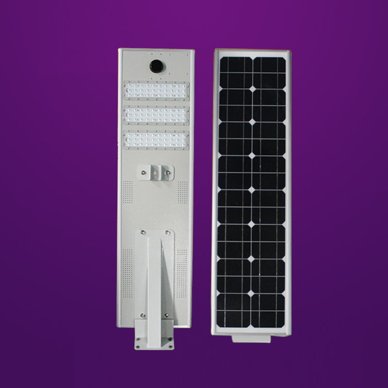 50W all-in-one solar street lights