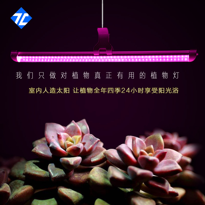 T8 integrated led gow light fixture