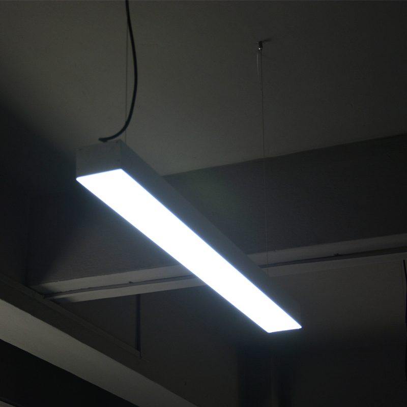 Linear Pendant Lighting Linear Lighting Seven Colors Lighting