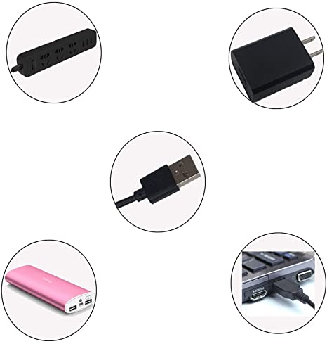 rechargeable usb led light